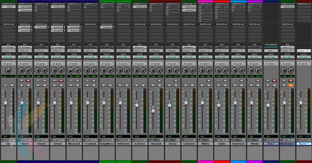Producción de sonido