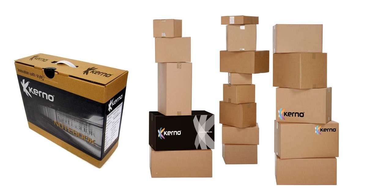 packaging Kerno